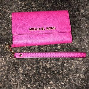 Michael Kors IPhone Case/Wallet